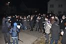 Weihnachtsbaumsingen Dorfmitte