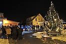 Weihnachtsbaumsingen Badwiesen/Jahresabschluß